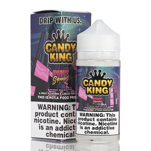 Candy King Pink Squares - 100mL-EJuice-Online