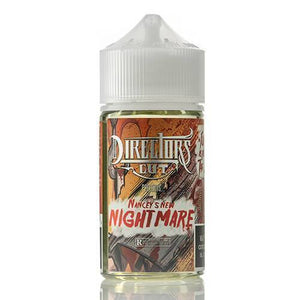 Directors Cut Nancey's New Nightmare by Bad Drip - 60mL