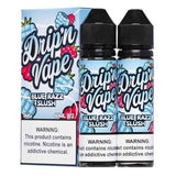 Drip N Vape Blue Razz Slush - 120mL-EJuice-Online