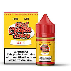 Fried Cream Cakes Salt - 30mL-EJuice-Online