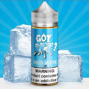 GOT Ice Smooth Menthol eLiquid