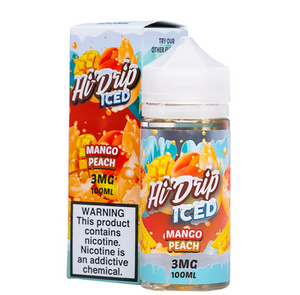 Hi-Drip ICED Mango Peach - 100mL-EJuice-Online
