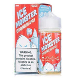 Ice Monster Strawmelon Apple - 100mL-EJuice-Online