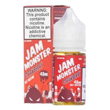 Jam Monster Salt Strawberry - 30mL-EJuice-Online