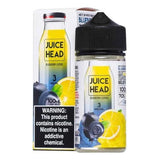 Juice Head Blueberry Lemon - 100mL-EJuice-Online