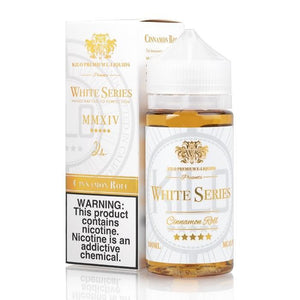 Kilo White Series Cinnamon Roll - 100mL-EJuice-Online