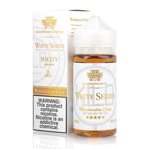 Kilo White Series Marshmallow Crisp eJuice