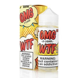 OMG WTF Strawberry Sourbelt - 120mL-EJuice-Online