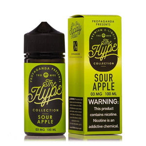 Propaganda The Hype Sour Apple - 100mL-EJuice-Online
