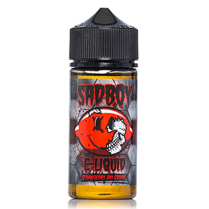 Sadboy Strawberry Jam Cookie - 100mL-EJuice-Online