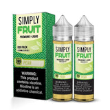 Simply Fruit Pear - 120mL-EJuice-Online
