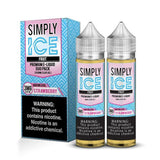 Simply Fruit Strawberry ICE - 120mL-EJuice-Online