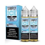Simply Fruit Watermelon ICE - 120mL-EJuice-Online