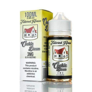 Tailored House Cookie Dream - 100mL-EJuice-Online