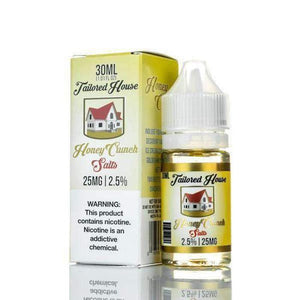 Tailored House Salts Honey Crunch - 30mL-EJuice-Online
