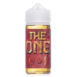 The One Apple Cinnamon by Beard Vape - 100mL-EJuice-Online