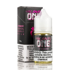 The Salty One Strawberry - 30mL-EJuice-Online