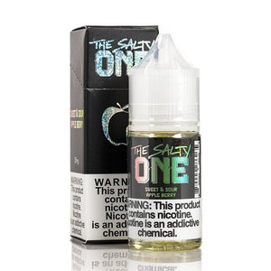 The Salty One Sweet and Sour Apple Berry - 30mL-EJuice-Online