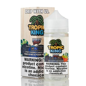 Tropic King Berry Breeze - 100mL-EJuice-Online