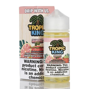 Tropic King Grapefruit Gust - 100mL-EJuice-Online