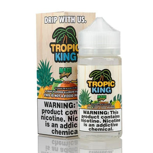 Tropic King Maui Mango - 100mL-EJuice-Online
