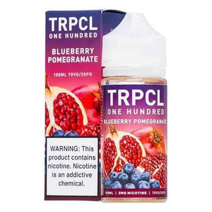 TRPCL 100 Blueberry Pomegranate - 100mL-EJuice-Online