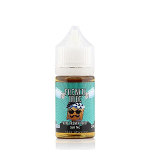 Vape Breakfast Classics French Dude Salt Nic - 30mL-EJuice-Online