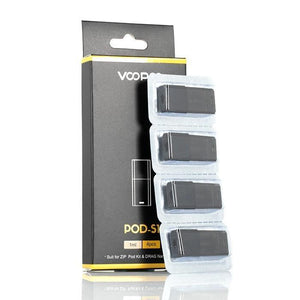 VOOPOO DRAG NANO Replacement Pods - 4 Pack-EJuice-Online