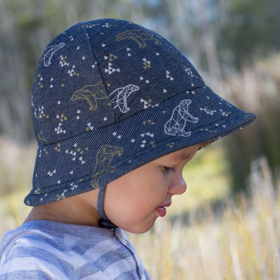 Bucket Baby Hat-Size XS