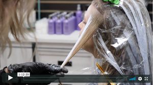 Balayage Video Tutorial