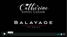 Load image into Gallery viewer, Balayage Video Tutorial