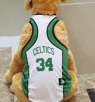 6X Basketball Jersey - Green/White