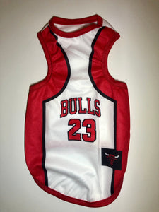 XXL- 6X Basketball Jersey - Red/White