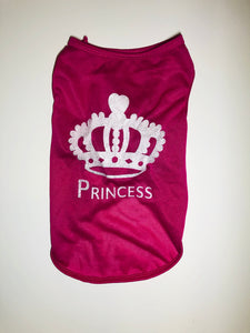 Pink Princess Shirt