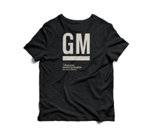 Load image into Gallery viewer, GM Tee