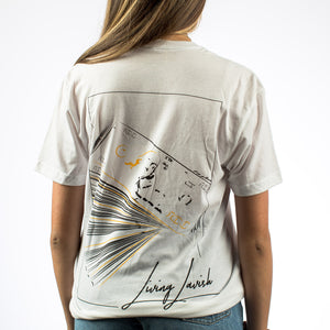 Gold Money tee