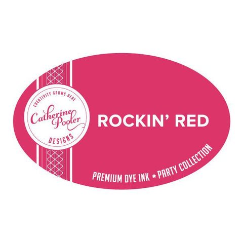 Rockin' Red Ink Pad