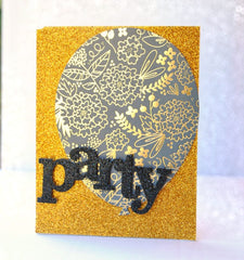 In a Word: Party Cutaway