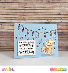 Party On with Evelin T Designs Cutaways