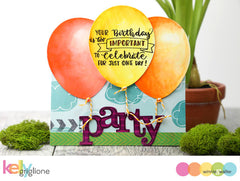 Party On with Evelin T Designs