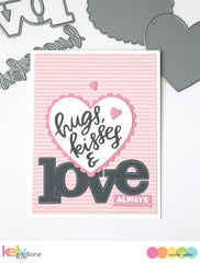In a Word: Love (the stamp set)