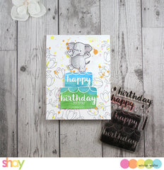 Happy Dance with Evelin T Designs Cutaways