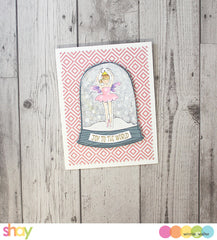 Nutcracker Kisses with Evelin T Designs