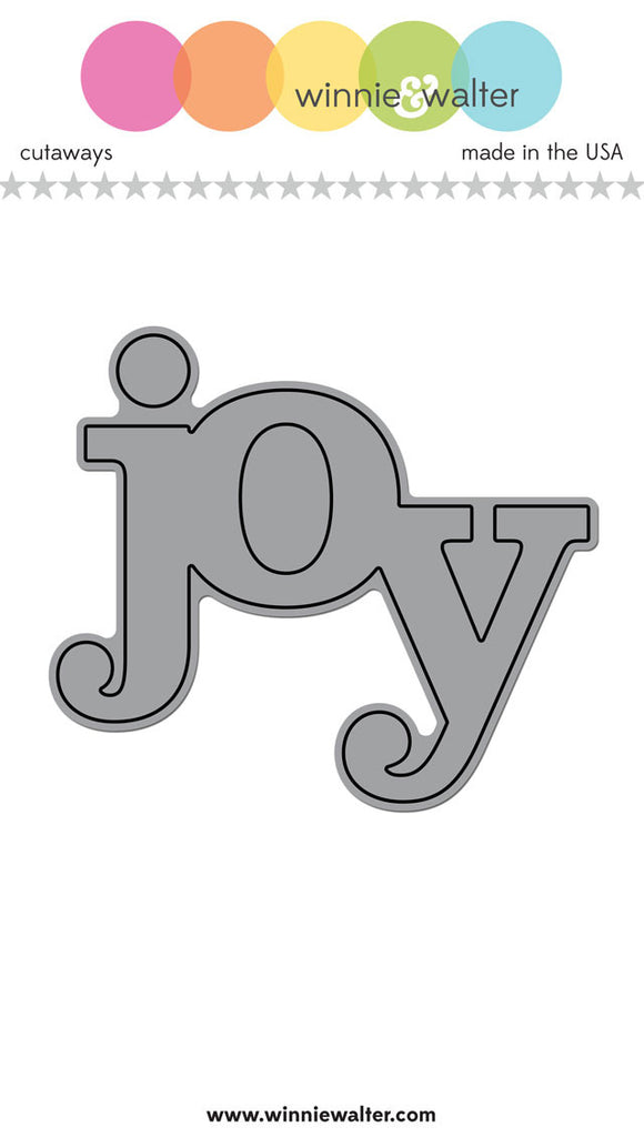 In a Word: Joy Cutaway