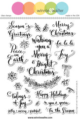 Merry & Bright with Evelin T Designs