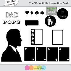 The Write Stuff: Leave it to Dad Cut Files