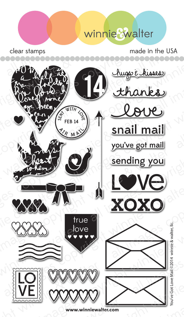 You've Got Love Mail