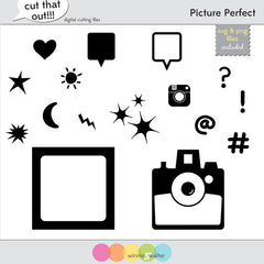 The Write Stuff: Picture Perfect Cut Files