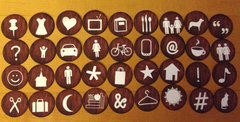 The Daily Grind Collection Vol. 1: Wood Grain Icons