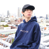 BONDS LOGO PARKER(NAVY)